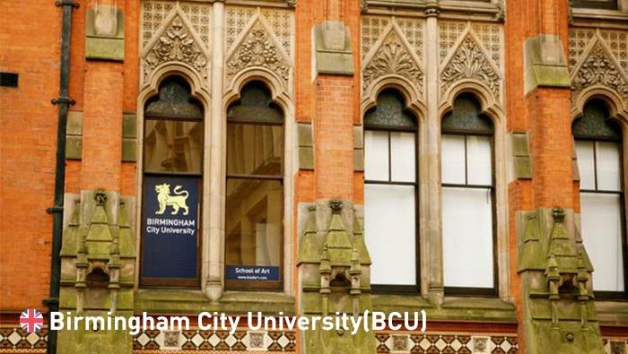 英国-伯明翰城市大学