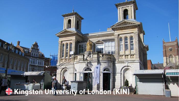 英国-金斯顿大学